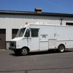 Closed Circuit TV/Grout Truck