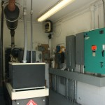 Country Classics Pumping Station: Stand-By Generator/Control Center
