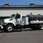 Sewer Line High Pressure Cleaning Truck